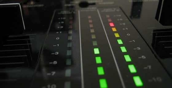 PA Mixer Levels